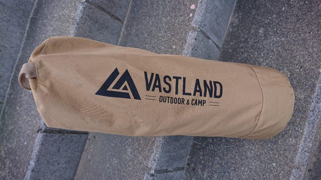 vastland 2wayコット タン色